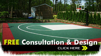 Atlanta Basketball Courts Southwest Greens