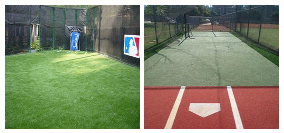 Traditional Batting Cages Are Made Of Concrete, A Surface That Takes Its  Toll On And Shortens The Lifespan Of Baseballs. Conversely, Our Batting Cage  Turf ...