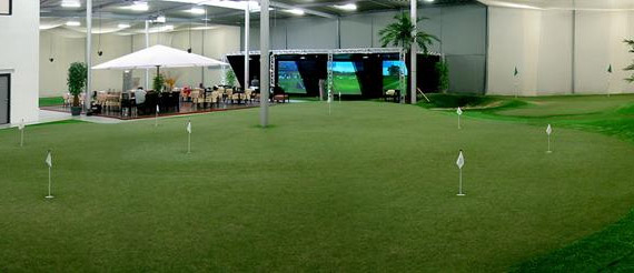 Atlanta, GA Indoor Artificial Golf Grass | Southwest Greens