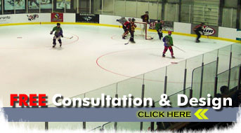 Georgia Backyard Roller Hockey Rinks Inline Skate Courts - Backyard roller hockey rink