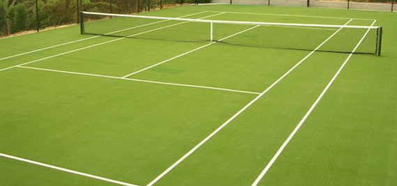 Tennis Courts Artificial Tennis Courts Synthetic Turf